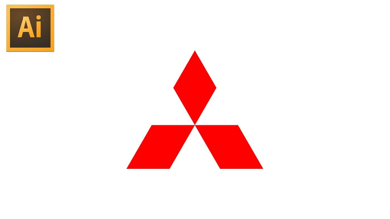 free vectors how to create mitsubishi logo adobe illustrator cs6