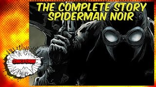 Spider-Man Noir & Hostess Twinkie? Spiderverse - Complete Story