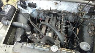 ЗИЛ-131 двигатель MAN turbo