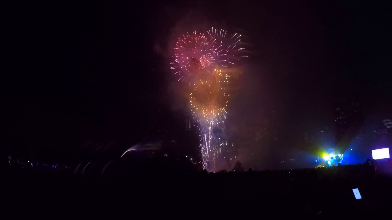 Austin 2018 NEW YEAR'S EVE CELEBRATION IN 4K - YouTube