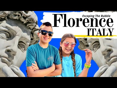 FLORENCE ITALY | Travel Family Vlog