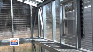 Green House - Portable Building For Plant Storage By Keens Portable Buildings