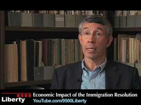 Immigration, Economics, Intolerance