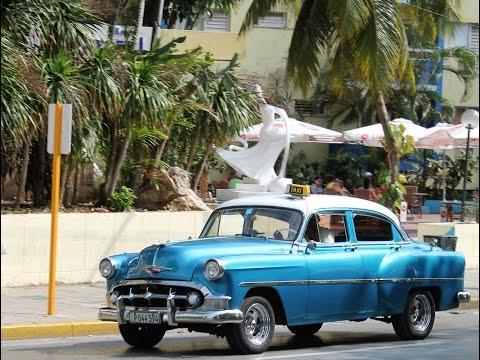 CUBA VARADERO  DOWNTOWN