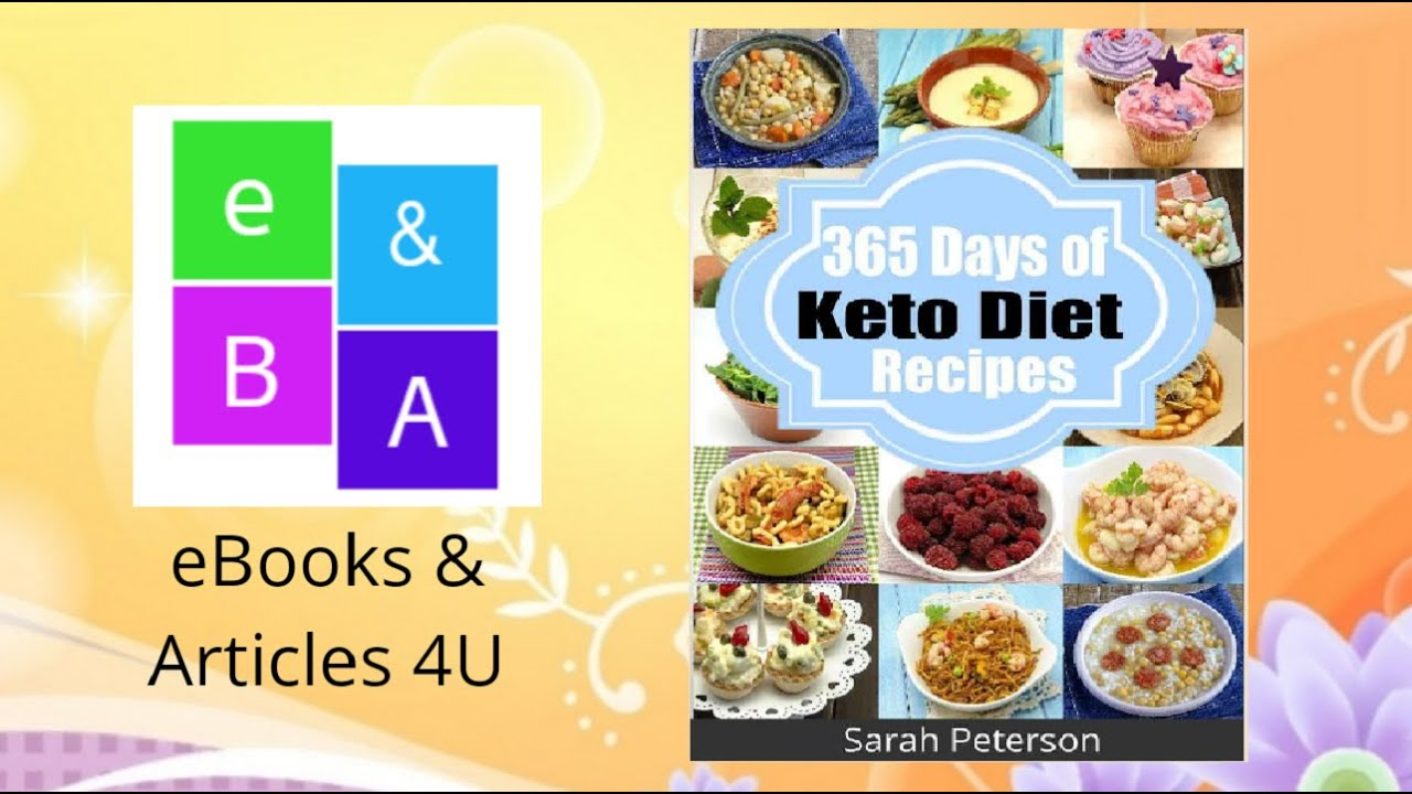 Ketogenic Diet: 365 Days of Keto, Low-Carb Recipes for ...