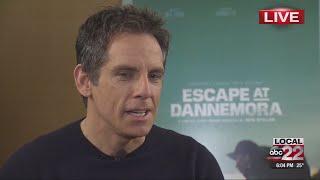 """Ben Stiller shares insights into """"Escape at Dannemora"""" ahead of Plattsburgh screening"""