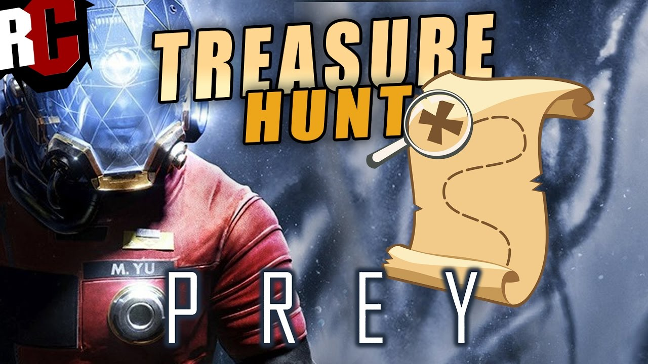 Prey Carte Elias Black.Prey All Treasure Map Locations Treasure Hunt Side Quest