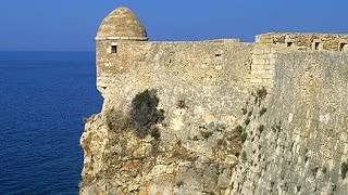 A Walking Tour of Fortezza of Rethymno