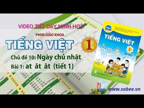 Tiết dạy minh hoạ Tiếng Việt 1 tập 1   Bộ sách CHÂN TRỜI SÁNG TẠO