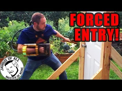 WILL IT POWERFIST - Breaking and Entering Edition
