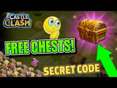 Castle Clash - HOW TO GET FREE TREASURE, GOLD AND HEROES IN CASTLE CLASH! (No Hack/Mod APK)