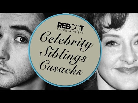 Celebrity Siblings The Cusacks