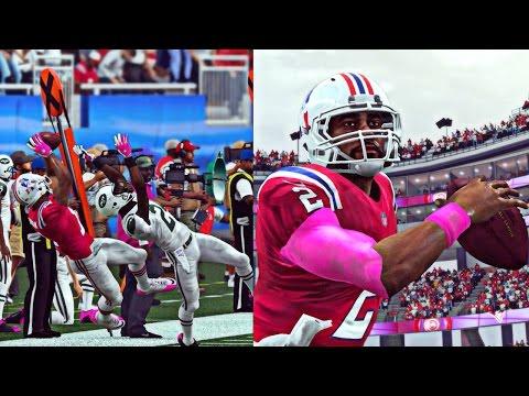 FASTEST QUARTERBACK IN THE NFL ? OMG JOSH GORDON GIVING REVIS NUTS ! Madden 16 Career Mode - Week 7