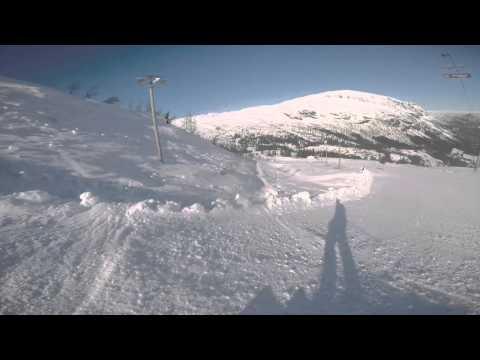 Ein dag på ski i Bavallen!!!
