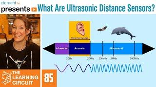 How Do Ultrasonic Distance Sensors Work? - The Learning Circuit