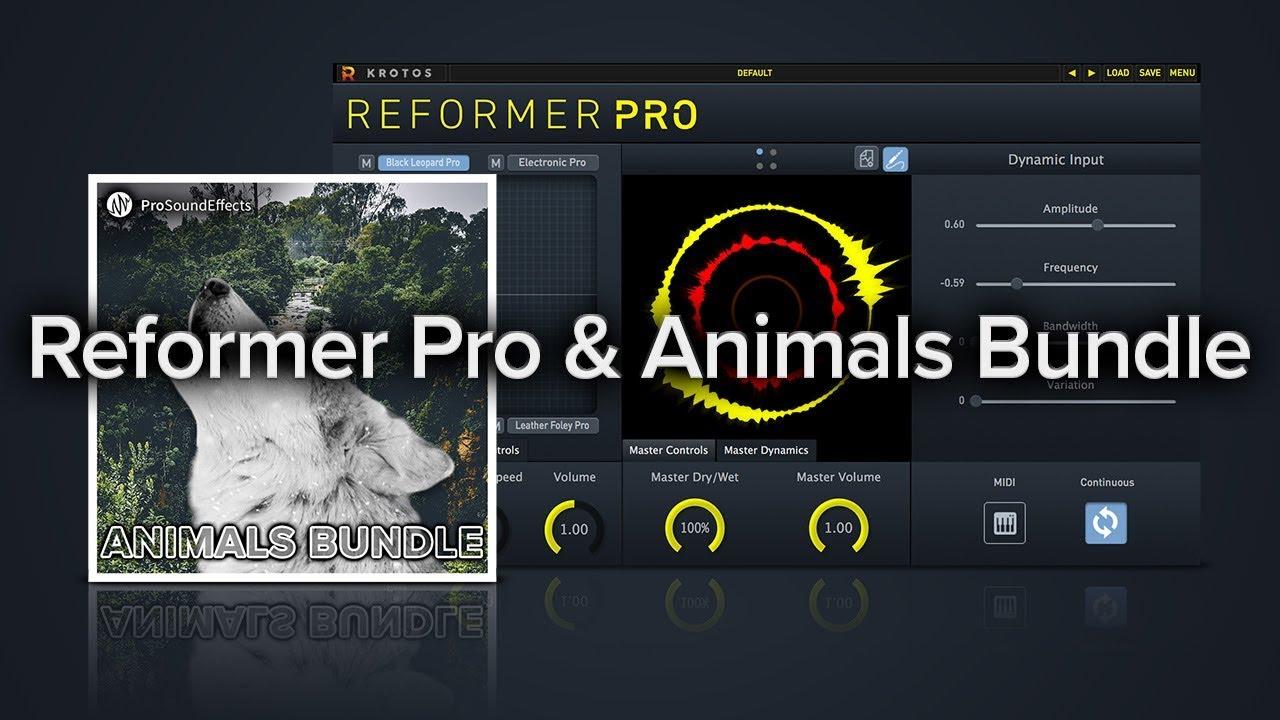 Pro Sound Effects Animals Bundle