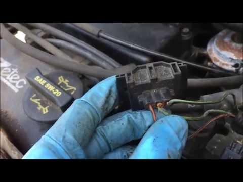 2004 ford focus zx5 (zetec) coil pack and harness replacement