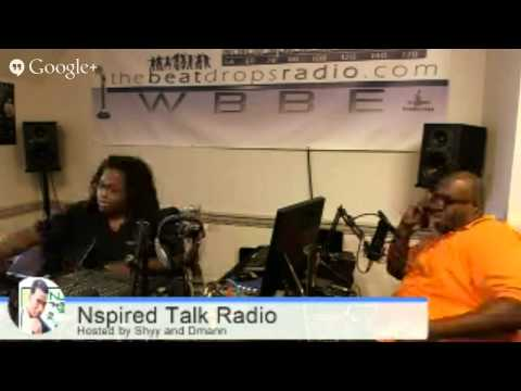 Nspired Talk Radio - Are Missouri Officers killing Blacks to decrease the population?