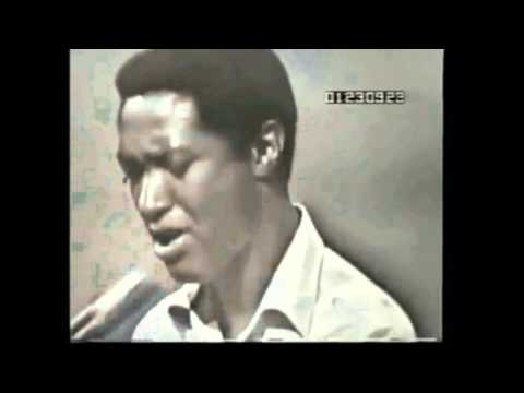 Sam Cooke - Blowin in the wind - LIVE (french subtiles)