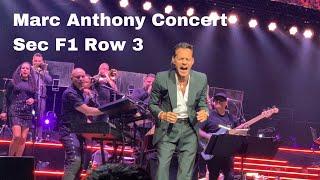 Marc Anthony Concert - LEGACY TOUR - January 27, 2019 - Amway - Orlando, FL