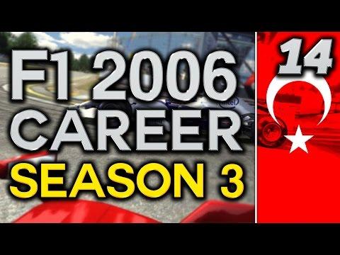 F1 2006 Career Mode S3 Part 14: WAR WITH THE HONDAS