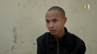 Bắt đối tượng đâm lái xe taxi, cướp tài sản tại huyện Thường Tín | Tin nóng 24H | Nhật ký 141