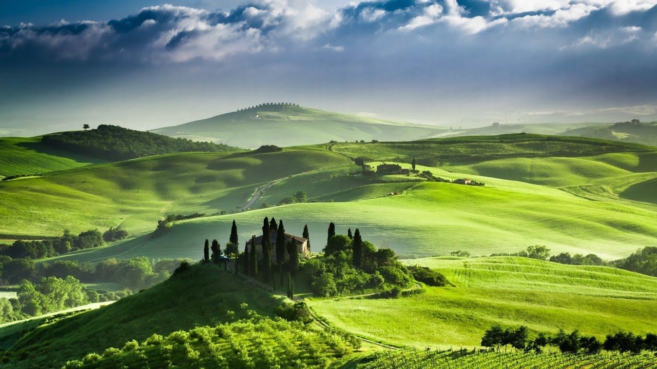 The Heart of Italy - Toscana - YouTube