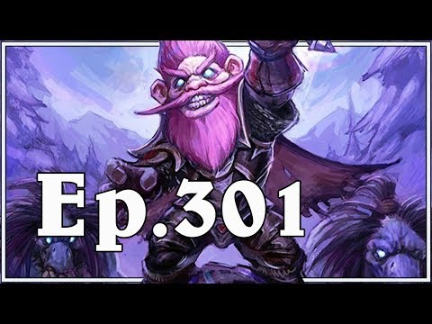 Funny And Lucky Moments - Hearthstone - Ep. 301