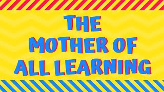 Repetition is the Mother of All Learning