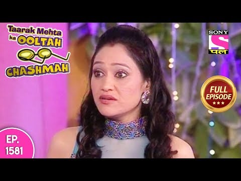 Taarak Mehta Ka Ooltah Chashmah - Full Episode 1581 - 22nd January, 2019 thumbnail