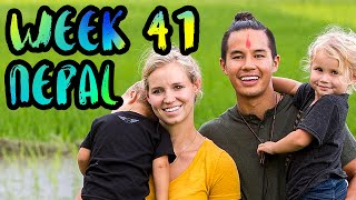We are Building a School! With Effect.org in Nepal Against Human Trafficking! /// WEEK 41 : NEPAL