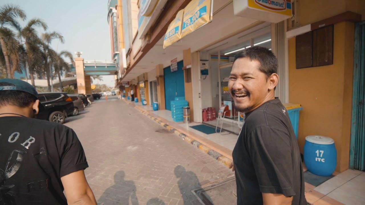 Jamet Govlog (24) - Walking-Walking at ITC Fatmawati (Bersama Alitt Susanto) #DiaryJamet