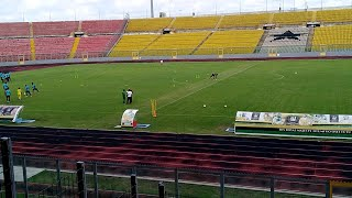 Kotoko Training Session Ahead Of Etoile Clash