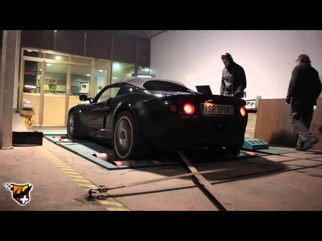 Lotus Elise S1 - Dyno test