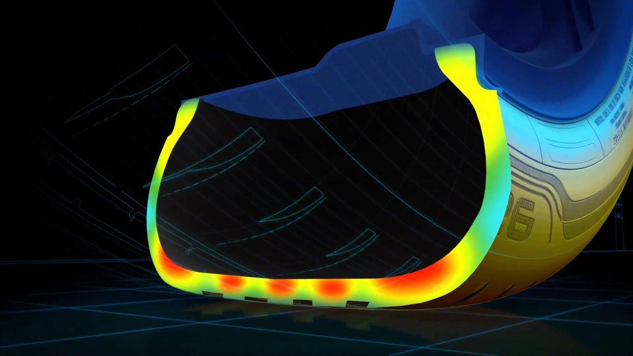 dunlop sport bluresponse animation youtube. Black Bedroom Furniture Sets. Home Design Ideas