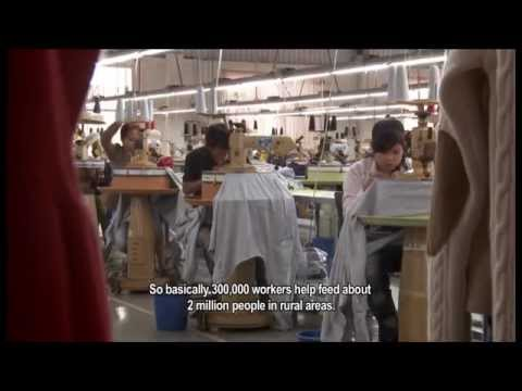"""Cambodia's Garment Industry (Intro """"The Rise of Cambodia's Garment Industry"""")"""
