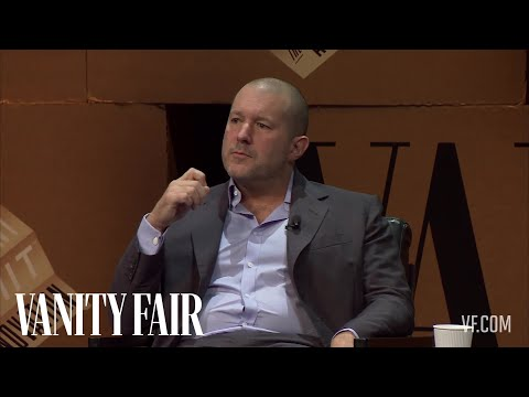 Apple&39;s Jony Ive on the Lessons He Learned From Steve Jobs  Vanity Fair