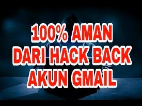 cara hack back akun gmail