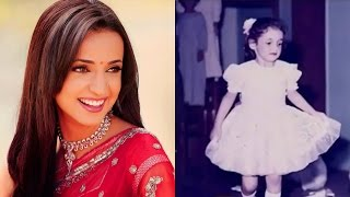 Celebrity Childhood: Television (TV) Actress Sanaya Irani Childhood