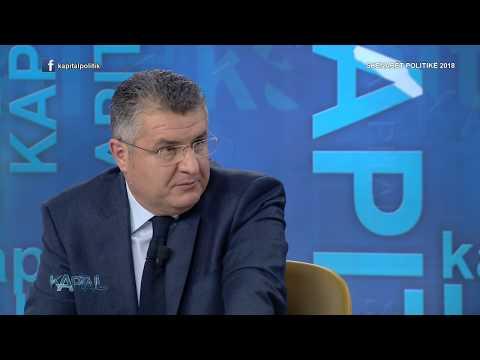 KAPITAL - Skenaret politike 2018! | Pj.1 - 12 Janar 2018 - Talk show - Vizion Plus
