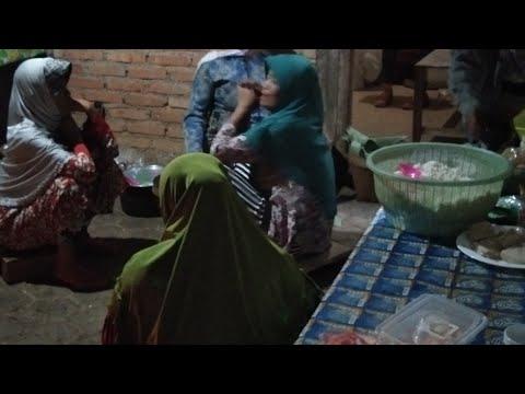 Suasana Di Rumah Nya Ady Anak Desa Menjelang Sepasaran Anak Ganang Ady
