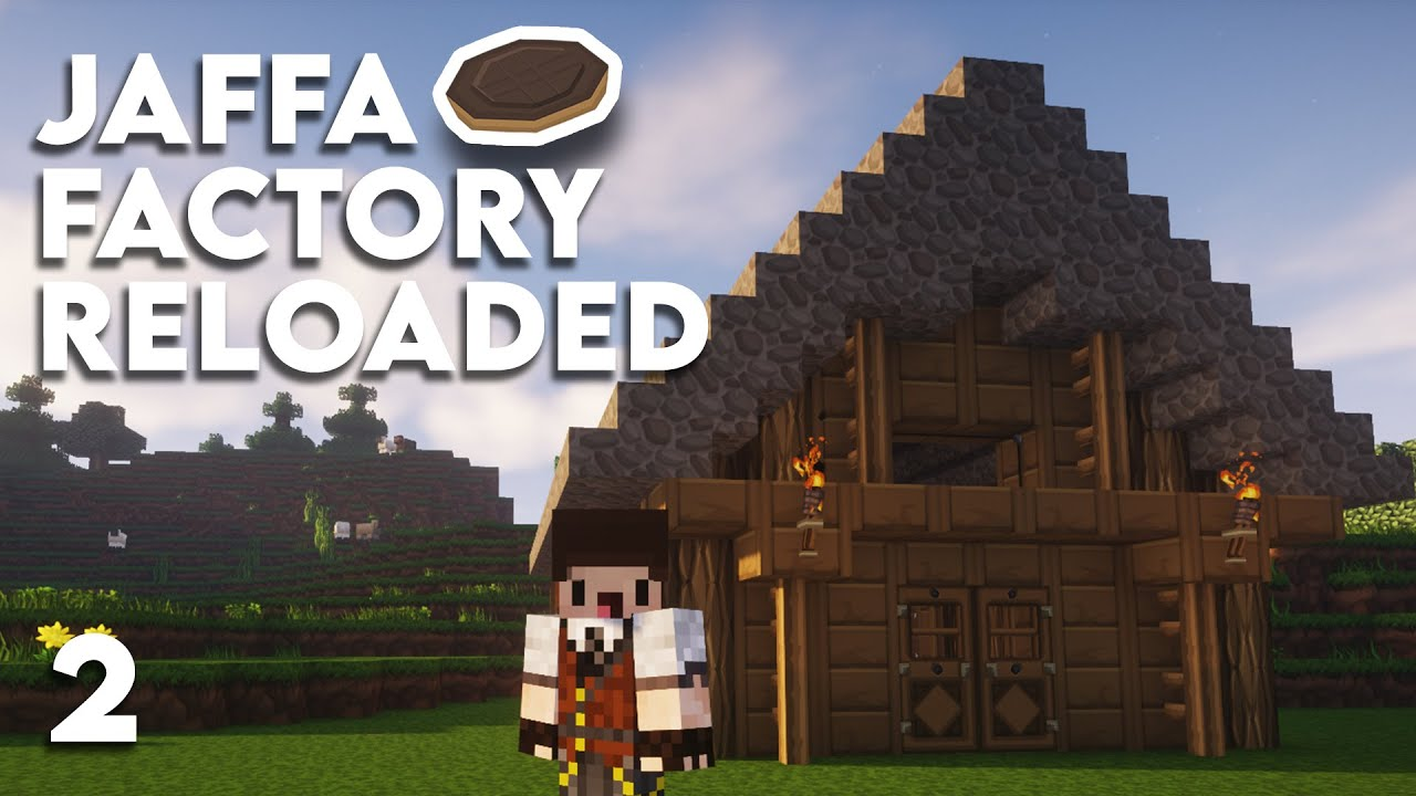 Jaffa Factory Reloaded! | Ore Doubling & Mining Expedition!