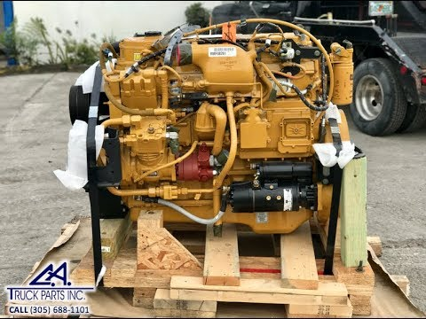 3116 Cat Engine Parts Diagram Brand New Caterpillar C7 Diesel Engine 370 Hp Walk Around