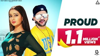 PROUD (Official HD Video) | Proud - MD Ft. Hallu | MD & Diksha | Ghanu Music