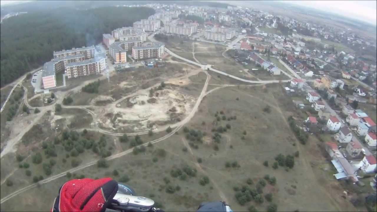 Trasa Nowe Aleksandrowo Wasilkow Youtube
