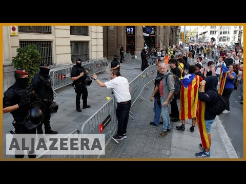 Catalan leaders trial: Monday verdict likely on independence bid