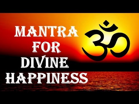 VERY VERY POWERFUL MANTRA FOR DIVINE HAPPINESS: TWAMEV MATA