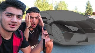 I BOUGHT MY TWIN BROTHER HIS DREAM CAR (EMOTIONAL)