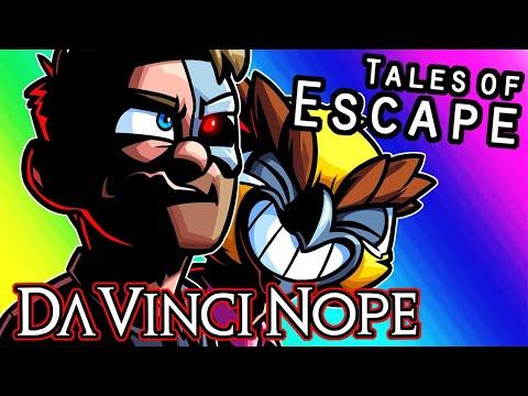 Tales of Escape Funny Moments - Figuring Out the Da Vinci Code!