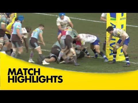 Harlequins v Bath Rugby - Aviva Premiership Rugby 2017-18